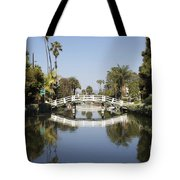 New Photographic Art Print For Sale Canals Of Venice California Tote Bag