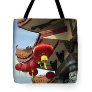 New Photographic Art Print For Sale Downtown Chinatown Tote Bag