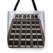 Vacant Downtown Building Los Angeles 3 Tote Bag