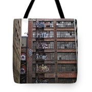 New Photographic Art Print For Sale Downtown Los Angeles 5 Tote Bag