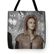 New Photographic Art Print For Sale Downtown Los Angeles 8 Tote Bag