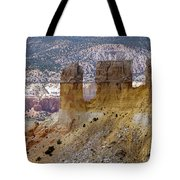 New Photographic Art Print For Sale Ghost Ranch New Mexico 9 Tote Bag