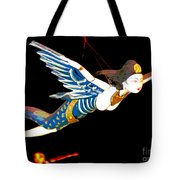 Iconic London Camden Puppets The Flying Princesses Tote Bag