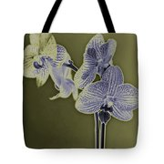 New Photographic Art Print For Sale Orchids 10 Tote Bag