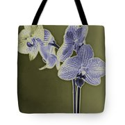 New Photographic Art Print For Sale Orchids 9 Tote Bag
