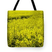 New Photographic Art Print For Sale Yellow English Fields 4 Tote Bag