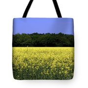 New Photographic Art Print For Sale Yellow English Fields Tote Bag