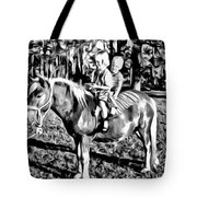 New Pony For Me Tote Bag