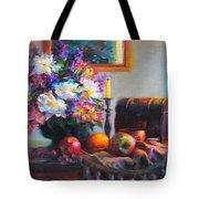 New Reflections Tote Bag by Talya Johnson
