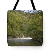 New River Gorge Tote Bag