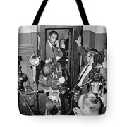 New Site For Clay-liston Fight Tote Bag