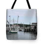 New Species At The Port Tote Bag