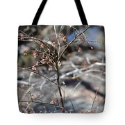 New Spring Buds Tote Bag