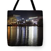 New Husky Stadium Reflection Tote Bag