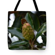 New Start Magnolia Tote Bag