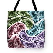 New Swirls Tote Bag