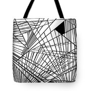 New Times Tote Bag