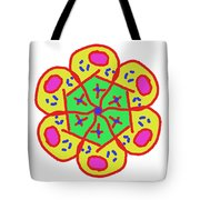 New Toy Flower Tote Bag
