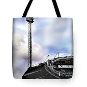 New Ullevi Stadium 05 Tote Bag