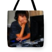 New World Pre Teen Tote Bag