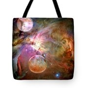 New Worlds Tote Bag