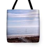 New Year Carolina Beach Tote Bag