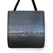 New Year New York 2013 Tote Bag