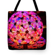 New Year's Ball Tote Bag