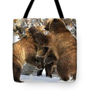 New Years Celebration Tote Bag