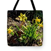 New Yellow Flowers 1 Tote Bag