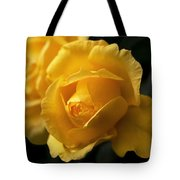 New Yellow Rose Tote Bag