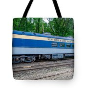 New York And Lake Erie Railroad Tote Bag