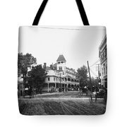 New York Berkley Hotel Tote Bag