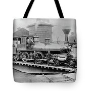 New York Central, 1880 Tote Bag