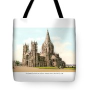 New York City - The Cathedral Church Of St John The Divine - 1915 Tote Bag