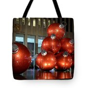 New York City Baubles 2 Tote Bag