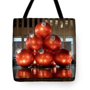New York City Baubles Tote Bag