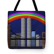 New York City Better Days 2 Tote Bag