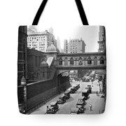 New York City Bridge Of Sighs Tote Bag
