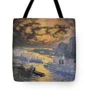 New York City Circa 1921 Tote Bag