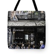 New York City Faces - Another Look Tote Bag