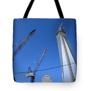 New York City Freedom Tower Tote Bag