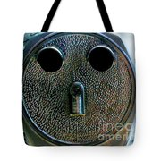 New York City Iron Man Tote Bag