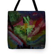 New York City Energy Tote Bag