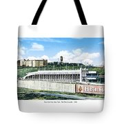 New York City New York - The Polo Grounds - 1900 Tote Bag