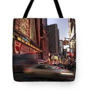 New York City Rush Tote Bag