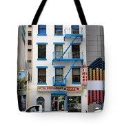 New York City Storefront 5 Tote Bag
