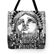 New York City Tribute Tote Bag