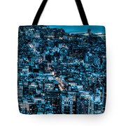 New York City Triptych Part 3 Tote Bag
