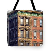 New York City - Windows - Old Charm Tote Bag